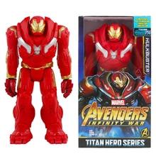 Marvel Infinity War Titan Hero Series Hulkbuster Hulk Buster Action Figure Collection Doll Christmas Gift Toys For Boy Children