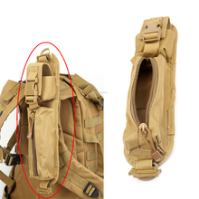 Pouch Tactical Shoulder-Strap Backpack Edc-Accessory Molle Outdoor First-Aid-Kit-Bag