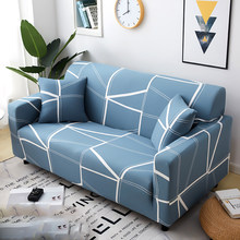 Cartoon European Elastic Cover Sofa Living Room Couch Cover Sectional Sofa Slipcover Armchair Cover Spandex Sofa Cover Stretch(China)