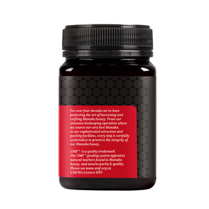 Image 5 - NewZealand 100% 정품 Comvita Manuka Honey UMF10 + 소화 건강 및 호흡기 기침을위한 정통 슈퍼 프리미엄 꿀
