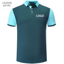 Personalised Mens Embroidery Active  Polo Shirt S-4XL Custom Workwear TOP- Free Logo Setup -