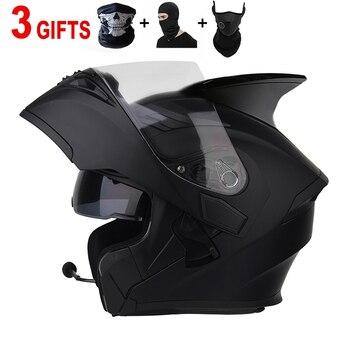 Casco de motocicleta con auriculares para casco Retro Vespa cascos réplica casco Ruby K1 casco para escúter casco Ls2