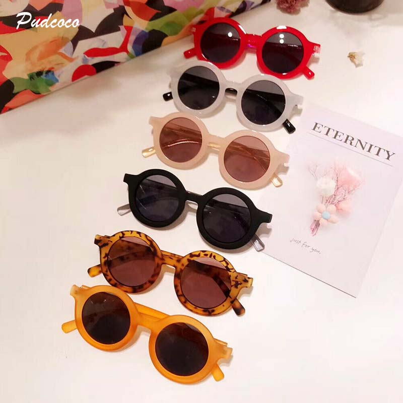 Brand Baby Sunglasses Popular Toddler Children UV400 Frame Goggles Outdoor Kids Cute Girls Summer Beach Holiday Eyewear