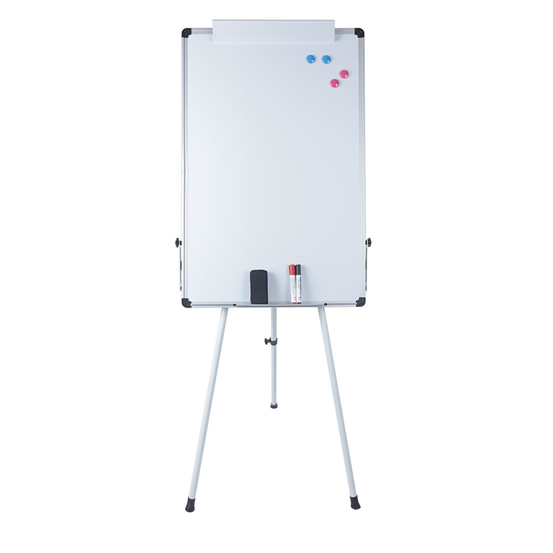 60*90cm Magnetic Whiteboard Writing Board Single Side With Pen Erase Magnets Buttons For Office School