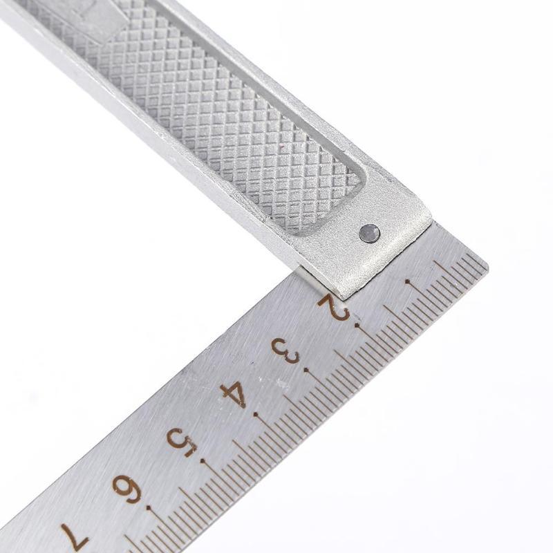 de aço inoxidável carpintaria ferramentas de desenho de medição