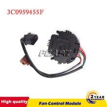3C0959455F Auto Kühler Lüfter Control Module Für V W G TI Golf J etta PASSAT AUDI A3 TT 3C0 959 455F