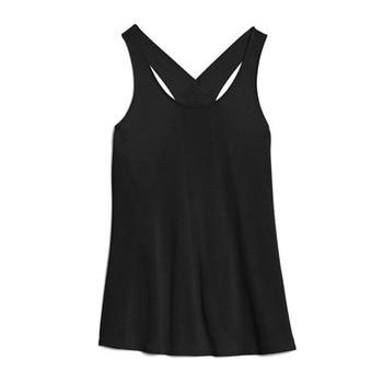 Yoga Shirt Women Gym Shirt Quick Dry Sports Shirts Cross Back Gym Top Women's Fitness Shirt Sleeveless Sports Top Yoga Vest 5