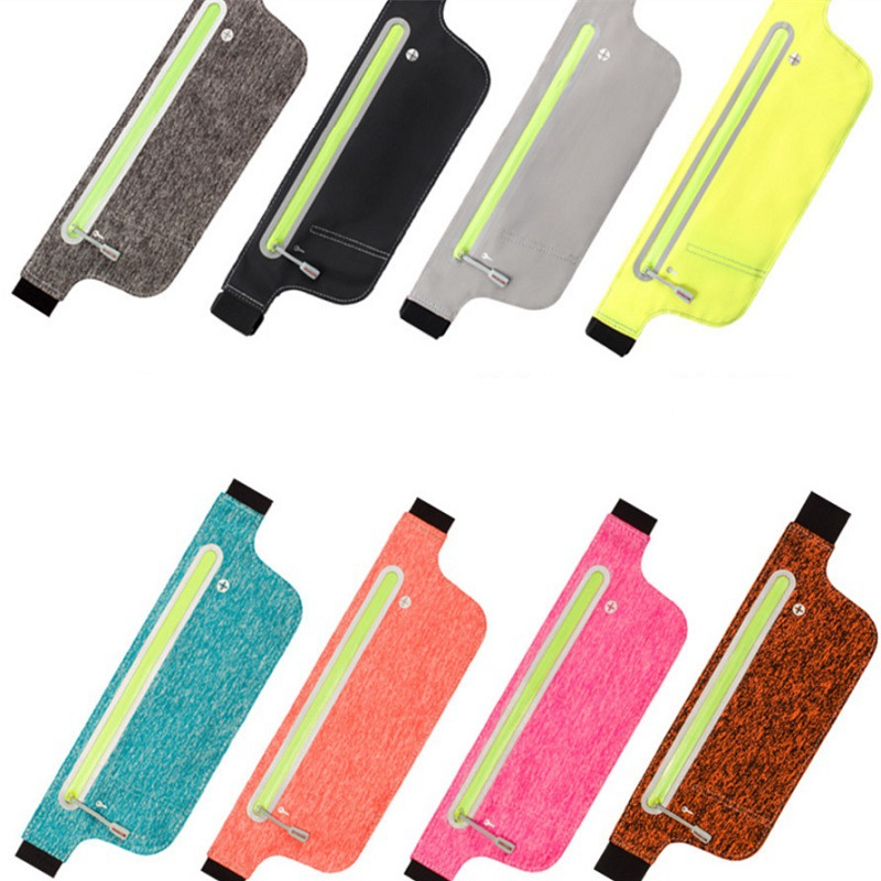 New Style Like A Knife Wallet Anti-Theft Body Hugging Hidden Multi-functional Wallet Waterproof Hiking Ultra-Thin Lycra Waist Pa