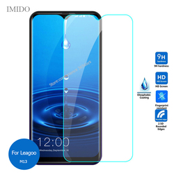 На Алиэкспресс купить стекло для смартфона tempered glass screen protector for leagoo m12 m13 m11 m10 s11 s10 s9 m7 xrover safety protective film on leago m 12 13 11 s 10