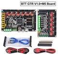 BIGTREETECH GTR V1.0 плата управления 32 бит + плата расширения M5 V1.0 части 3D-принтера TMC2208 TMC2130 TMC2209 TMC5160 Wifi модуль