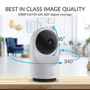 Image 2 - YI Dome Camera X 1080P HD IP Cameras Security Indoor Camera with Wi Fi, Time Lapse Human & Pet AI, Voice Assistant Compatibility