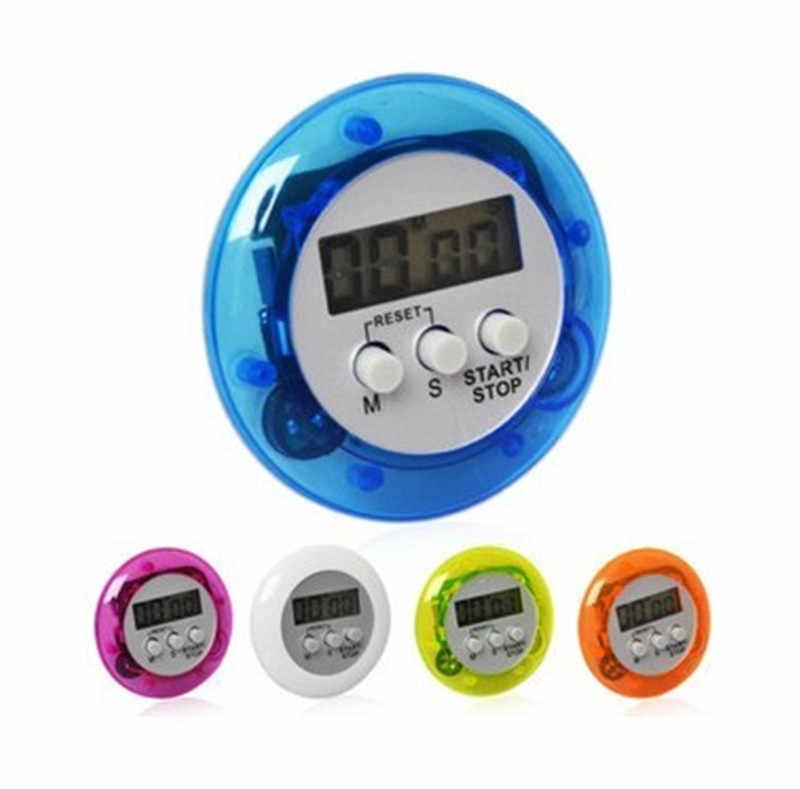 Lcd digital cozinha contagem regressiva temporizador magnético de volta suporte cozinhar temporizador contagem up despertador cozinha gadgets cozinhar ferramentas