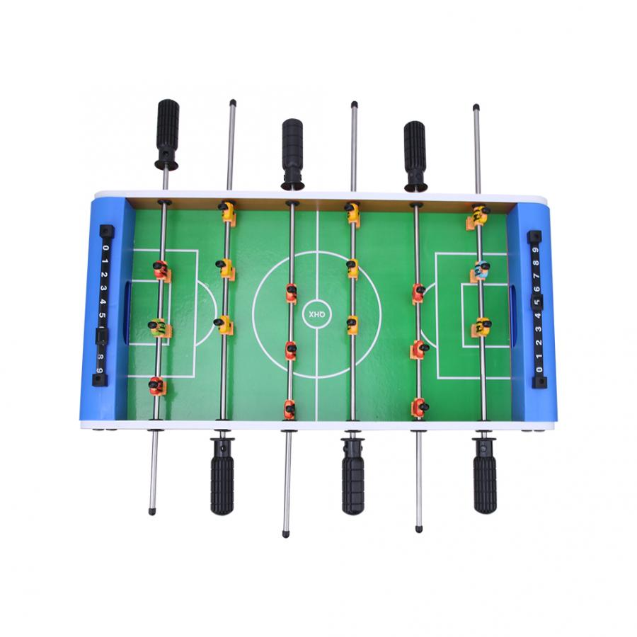 Table Football Soccer Game 6 Rods 4