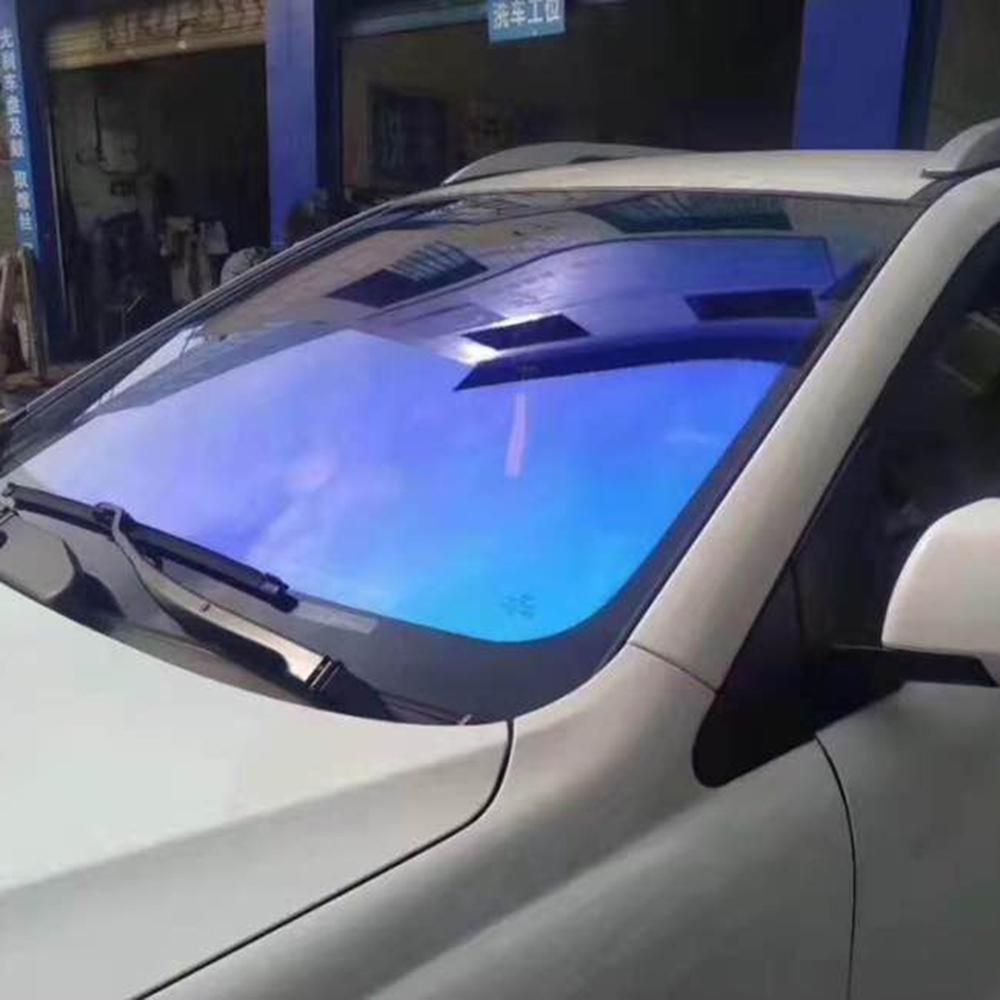Windshield Car Film 0.75M*3M Solar Protection Heat Control Residential Sticker Films UV Protection Auto Accessories