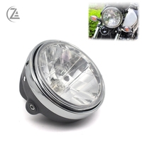 ACZ Motorcycle Headlights Headlamps Front Lights For Yamaha XJR400 XJR1200 XJR1300 FZX250 Motorbike Light Lamp|Covers & Ornamental Mouldings|   -