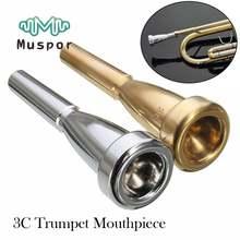 Высокое качество 3c трубчатый мундштук Медь сплав 115g для Регистра