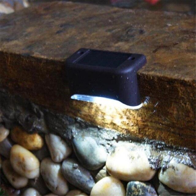 1 шт 3 светодиодный светильник на солнечной батарее водонепроницаемый фотография