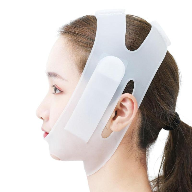 1PC Anti Wrinkle Facial Lift Up Band Women V Face Line Slimming Strap Bandage Women Beauty Face Slimming Tool