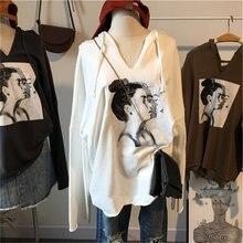 Женские топы одежда весенние повседневные осенние пуловеры толстовки