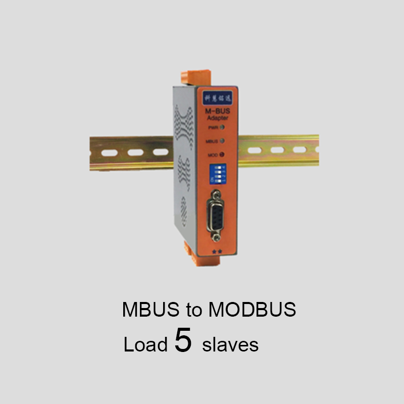 MBUS / M-BUS to MODBUS-RTU converter 485/232 (5 load) KH-MR-M5