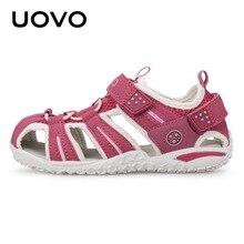 Uovo Kids School Beach Sandals Girls Shoes Children Sandals