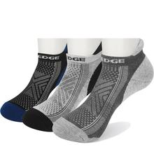 YUEDGE 3 pairs of mens cotton socks summer thin breathable comfortable