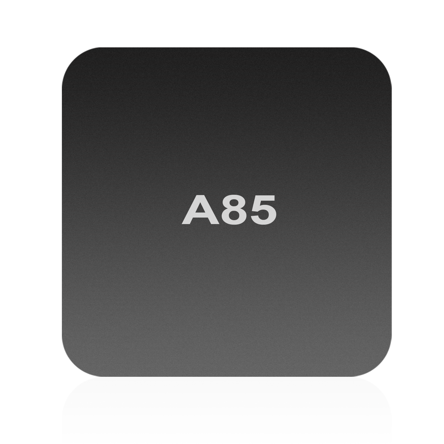 A85 tv Box z androidem Amlogic S805 obsługa Miracast DLNA Google Play 1GB 8GB inteligentny odtwarzacz multimedialny Youtube dekoder 1GB 8GB