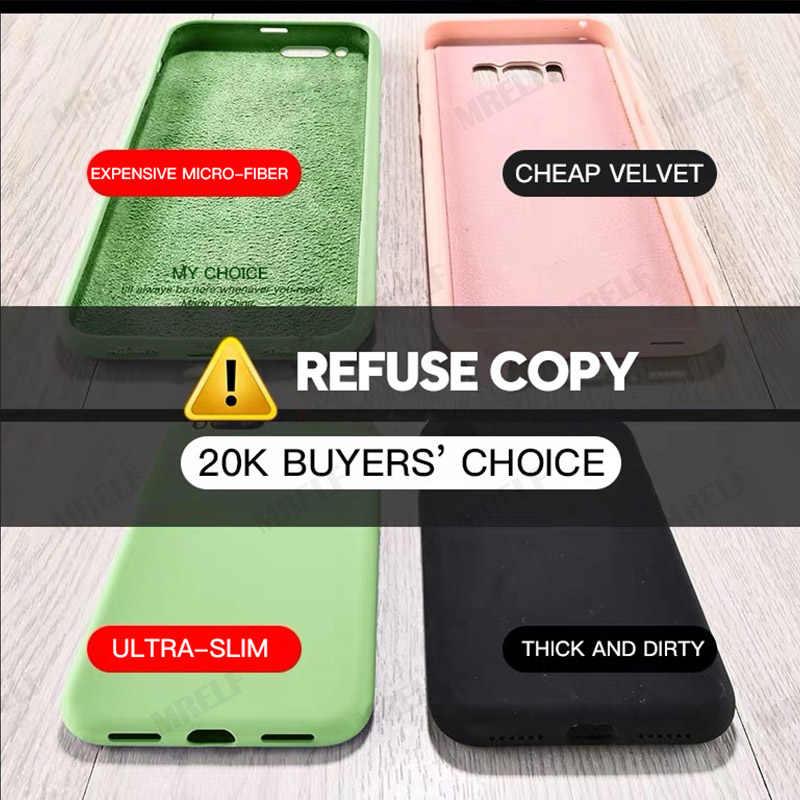 Flüssigkeit Silikon Fall für Huawei Ehre 10 Lite 20 Pro 9X 8X Fall auf für Huawei Ehre 8X V20 V30 v10 20i 10i Lite 10 Ehre Coque