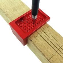T-50 Measuring Tool Woodworking T-type Scribe Mark Measurement Aluminum Alloy Precision Cross-calibration Ruler