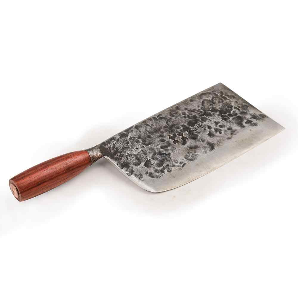 ZhenSanHuan Hand Hammered Forged Chef's Knife Cook's knife Cleaver Full Tang Carbon Steel - All Purpose Knife