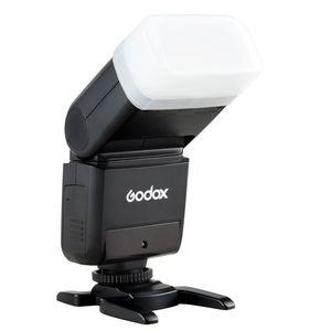 Image 3 - Godox TT350N 2.4 جرام HSS 1/8000s i TTL GN36 فلاش كاميرا Speedlite + X1T N الزناد الارسال لنيكون SLR كاميرا رقمية