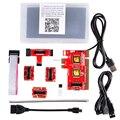 USB/PCI/PCIE/MiniPCIE/LPC/EC компьютерная материнская плата  диагностический анализатор  карта-тестер для ПК  ноутбуков и смартфонов