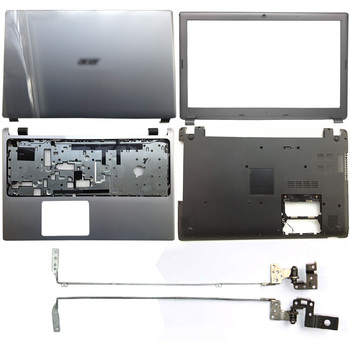 Cubierta trasera LCD para portátil Acer Aspire V5-571 V5-531 V5-571G, bisel frontal,...