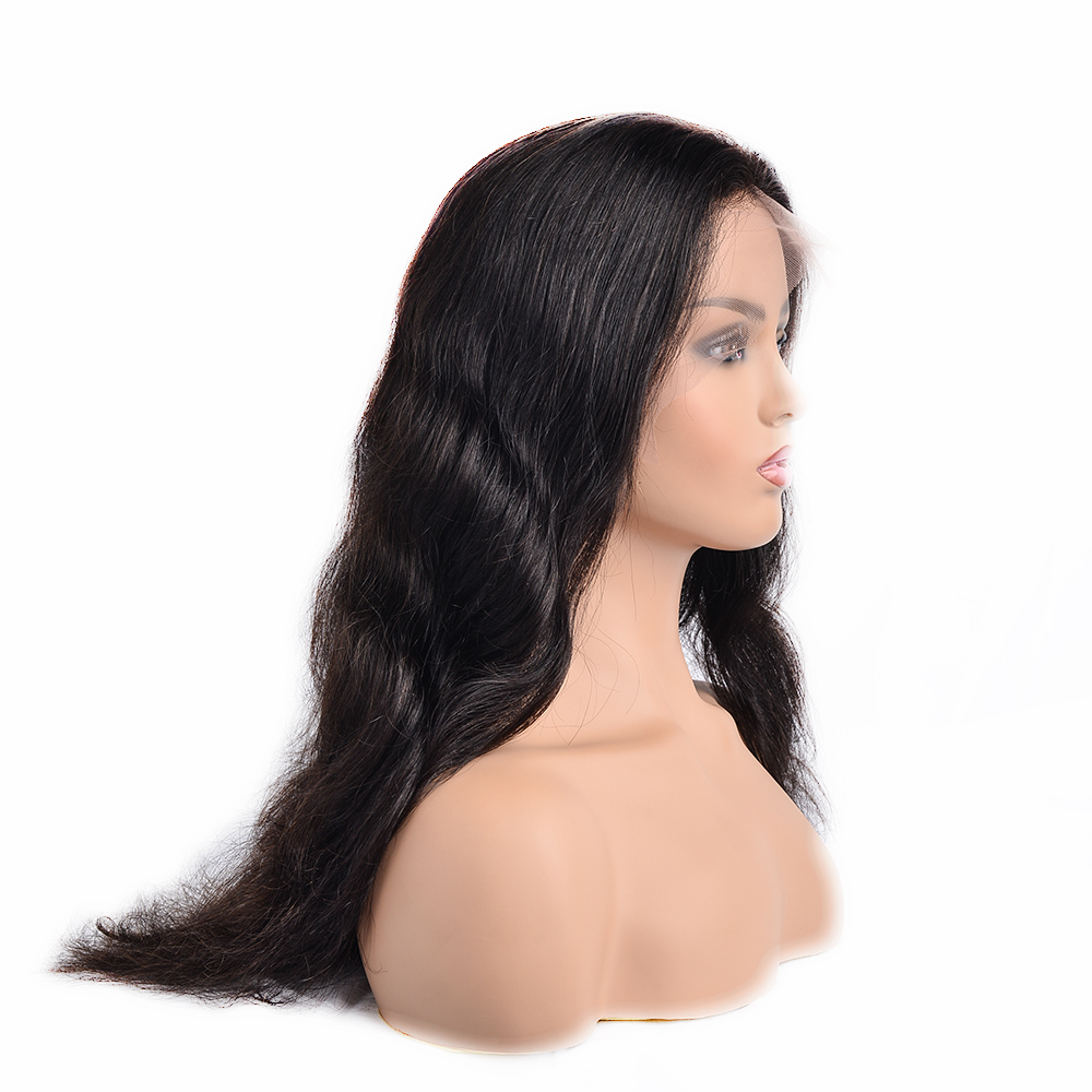 Lace Front Human Remy Hair Wig Brazilian Body Wave Wig Lace Front Human Hair Wigs For Black Women 150 Density 13x4 Swiss Gifts