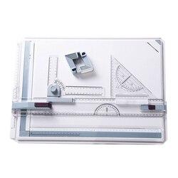 Zeichnung Bord A3 Ausarbeitung Tische mit Parallel Bewegung Winkel Messsystem MU8669
