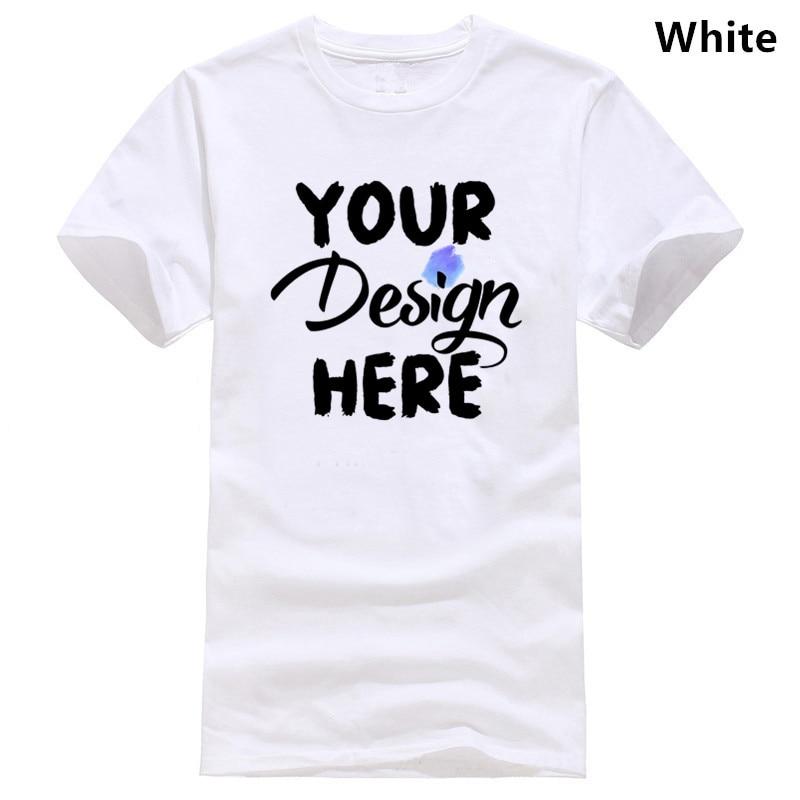 White T Shirt Mockup Gildan Soft Style Mens Template For Sellers