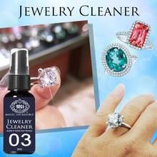 Multi-função purpose cleaner metal pedra preciosa jóias relógio de ouro diamante anel de limpeza spray brilho imediato jóias mais limpo