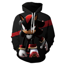 Men's Hooded Pullover 3D Anime Spring and Autumn Men's Long Sleeve Hoodie Street Men's and Women's Fashion all-match Jackets