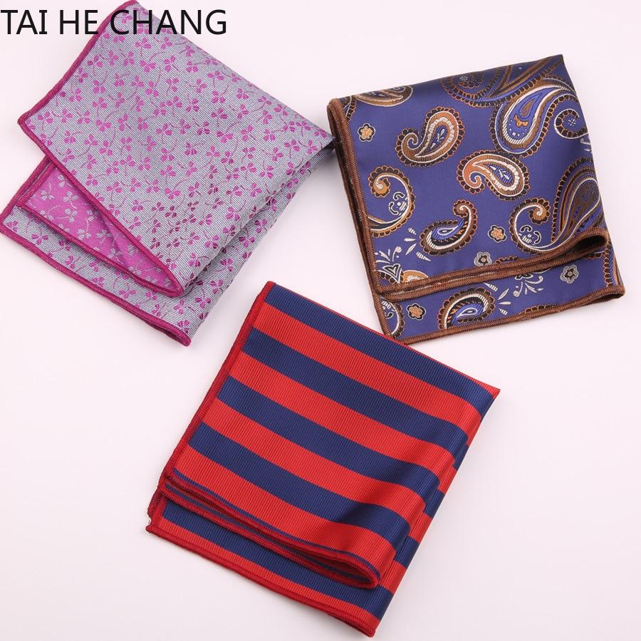 10pcs/lot 22colors Can Choice New Korean Fashion Designer High Quality Pocket Square Handkerchief Men's Business Suit Pocket