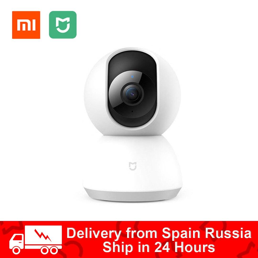 Original Xiaomi Mijia 1080P Smart Camera IP Cam Webcam Camcorder 360 Angle WIFI Wireless Night Vision AI Enhanced Motion Detect