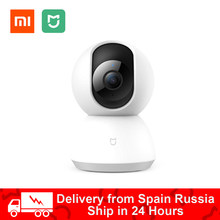 Original Xiaomi Mijia 1080P Smart Camera IP Cam Webcam Camcorder 360 Angle WIFI Wireless Night Vision AI Enhanced Motion Detect(China)