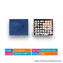 10pcs/lot 338S1202 for iphone 6/6 plus U1601 Speaker AMP small audio IC chip