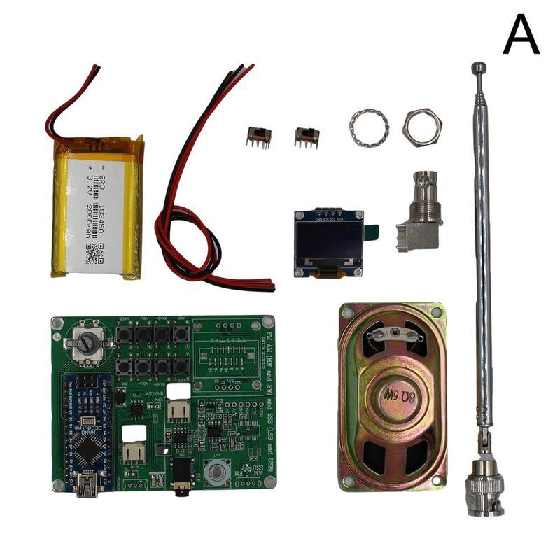 Si4732 áudio toda banda receptor de rádio