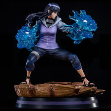 23 Cm Naruto Neji Hinata Action Figure Japanse Anime Gk Vervangbare Hand Leeuwenkop Neji Hinata Pvc Collection Model Speelgoed pop(China)