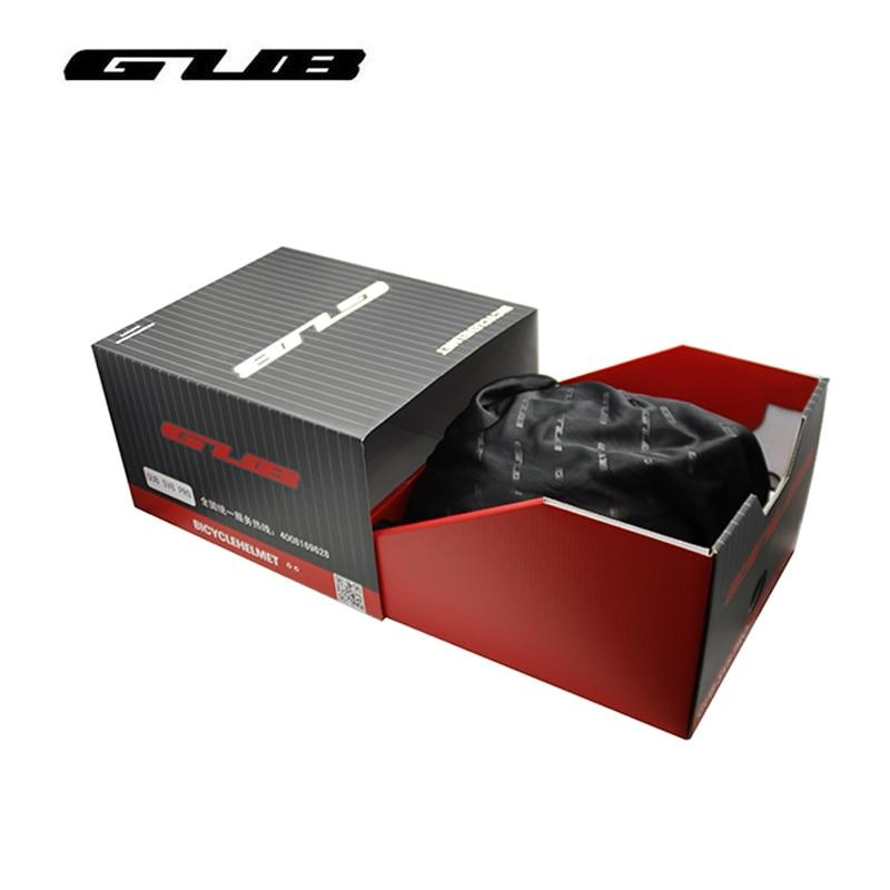 Бесплатная доставка GUB SV8 + шлем для горного велосипеда с углеродом Empennage интегрально формованные ESP + PC 58 62 см велосипедные шлемы - 6