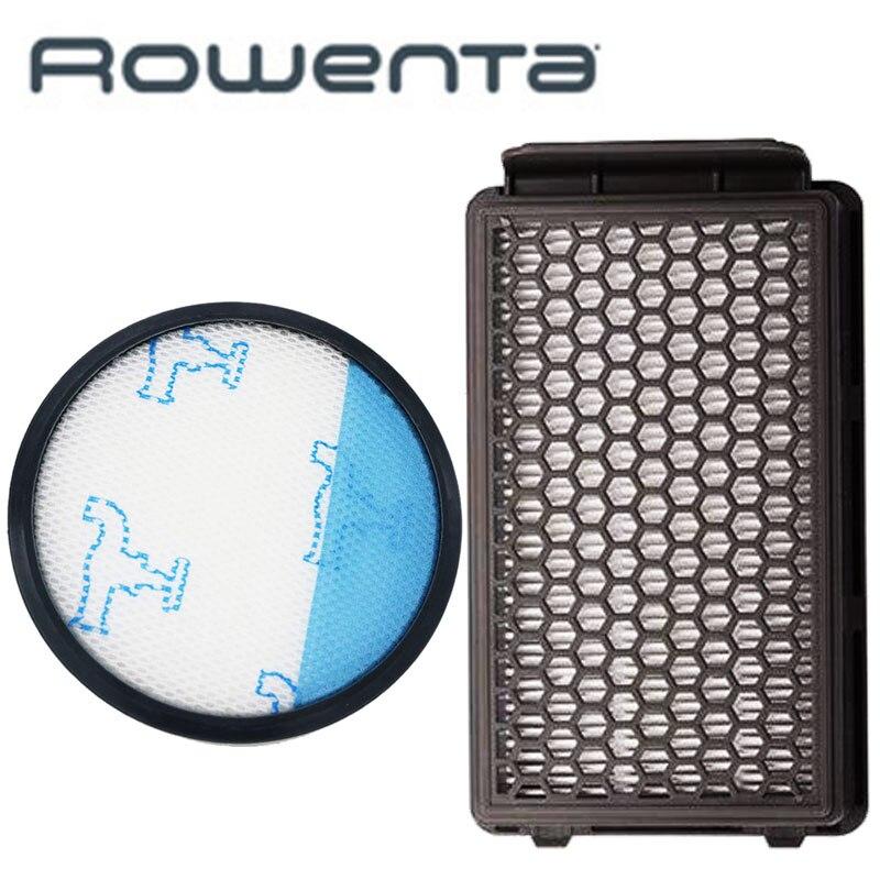 Kit de filtro Rowenta HEPA Staubsauger de potencia compacta RO3715 RO3759 RO3798 RO3799 piezas de aspiradora Accesorios