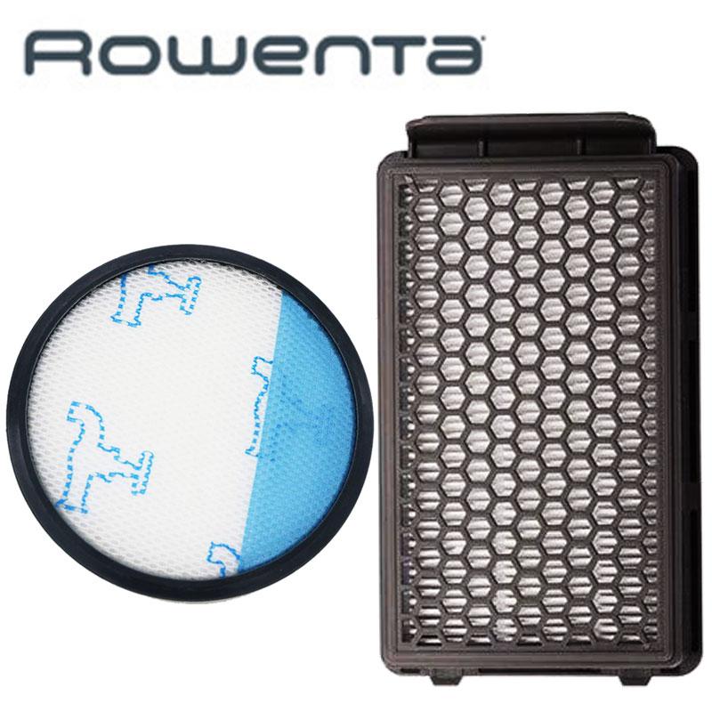 Rowenta Filter Kit HEPA Staubsauger Compact Power RO3715 RO3759 RO3798 RO3799 Vacuum Cleaner Parts Kit Accessories
