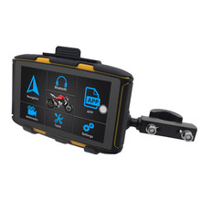 Karadar навигатор мотоцикл 2020 GPS мото новейший RAM1GB Android 6 IPX7 водонепроницаемый WIFI Google карта