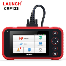 LAUNCH CRP123i OBD2 Scanner Engine ABS Airbag SRS AT Auto Diagnostic Functions Multi language Lifetime Free Update for Auto