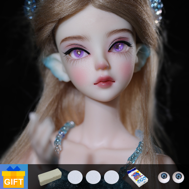 Shuga Fairy Tate 1/6 BJD Doll Resin Toys for Kids Surprise Gift for Girls Birthday Doll  Accessories YOSD Tiny Cute Toy 1